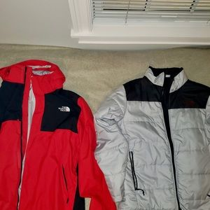 North Face 3-in-1 Jacket